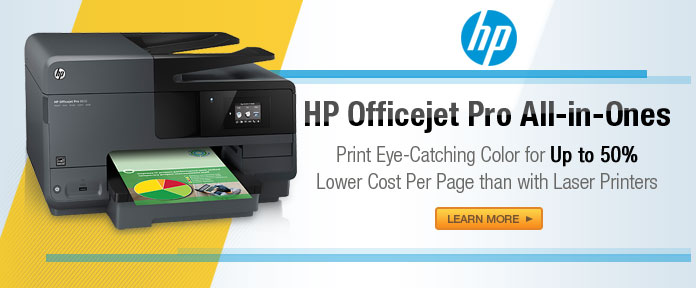 HP Officejet Pro All-in-Ones