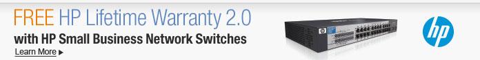 Free HP Lifetime Warranty 2.0