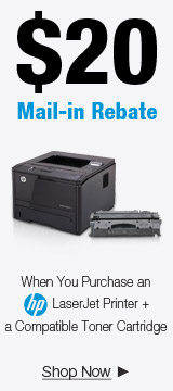 $20 Mail-In Rebate.