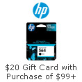 $20 Gift Card With Purchase of $99+