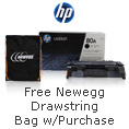 Free Newegg Drawstring Bag w/ Purchase