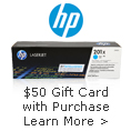 $50 Gift Card with Purchase