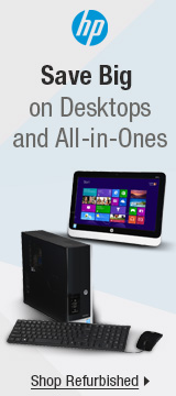 Save Big on Desktops and All-in-Ones
