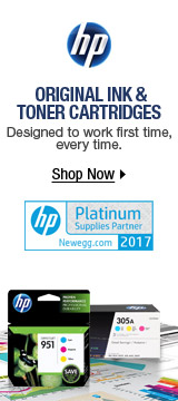 Original Ink & Toner Cartridges