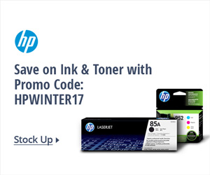 Additional Savings with Select Ink and Toner