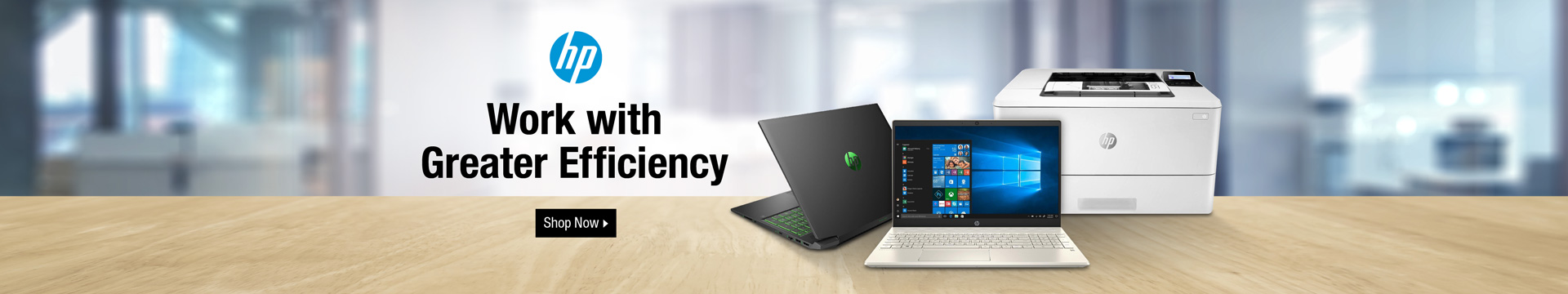 Work with greater efficiency