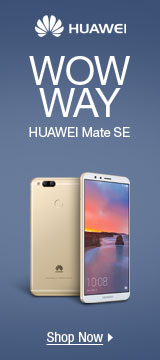 HUAWEI WOW WAY