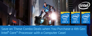 Intel Core Processor Combo Deals