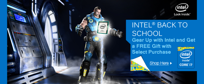 Intel Back To School