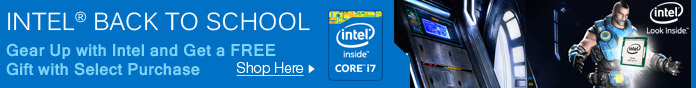Intel Back To School