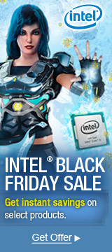 Intel Black Friday Sale