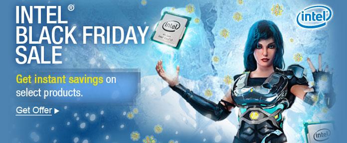 Intel Black Friday Sale