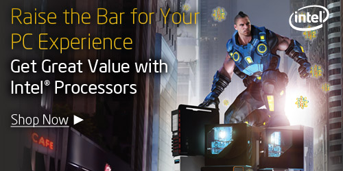 Raise the Bar for Your PC Experience