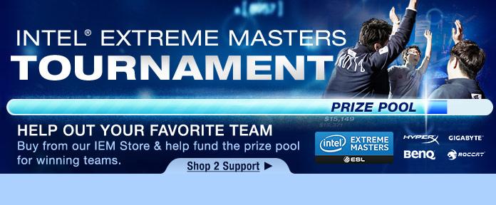 Intel Extreme Masters Tournament