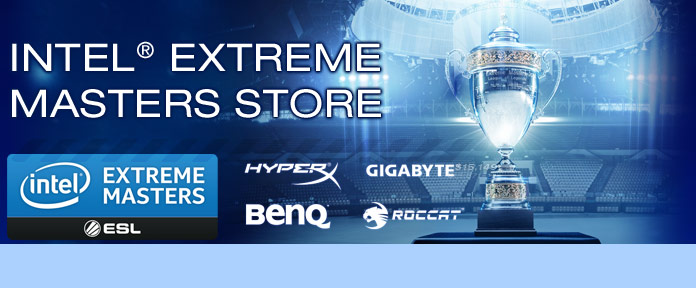 Intel Extreme Masters Store