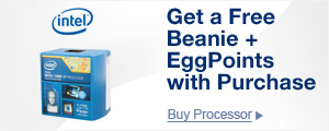 GET a Free Beanie + EggPoints with Purchase