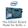The Edison Board Made for Brillo