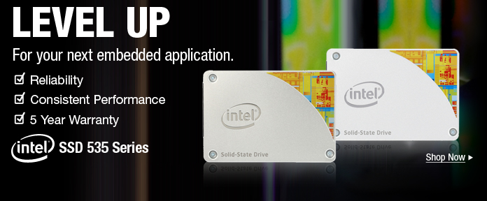 Level up with SSD 535 series