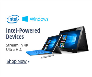 Intel- powered devices