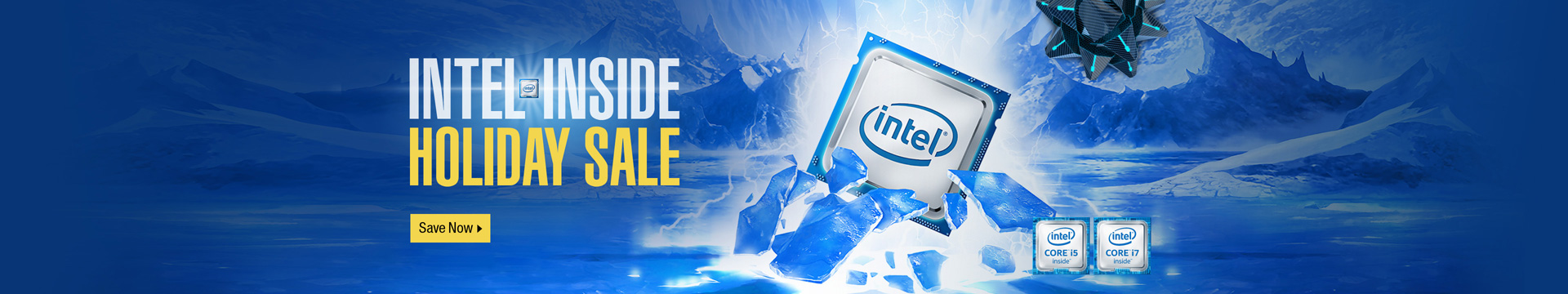 Intel Inside Holiday Sale