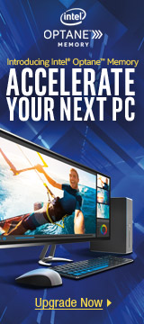ACCELERATE YOUR NEXT PC