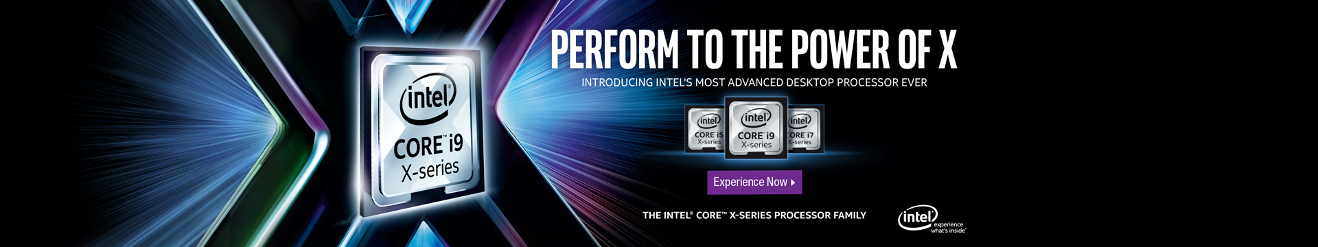 Intel Core Skylake-X and Kabylake-X Processors