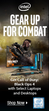 GEAR UP FOR COMBAT
