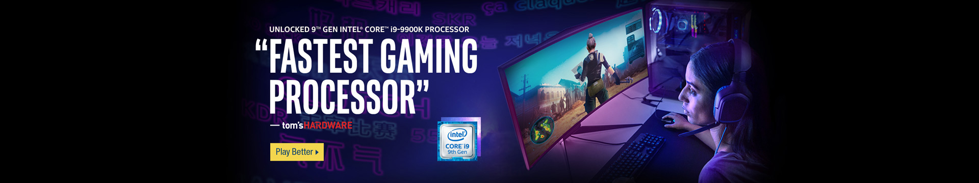 FASTEST GAMING PROCESSOR