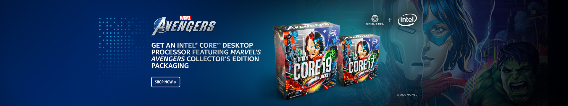 Intel Avengers Collector's Edition