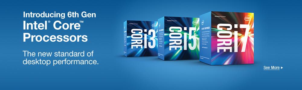 Intel Intro 6th Gen