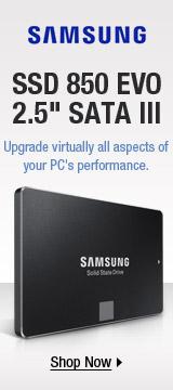 "SSD 850 EVO 2.5"" SATA lll"