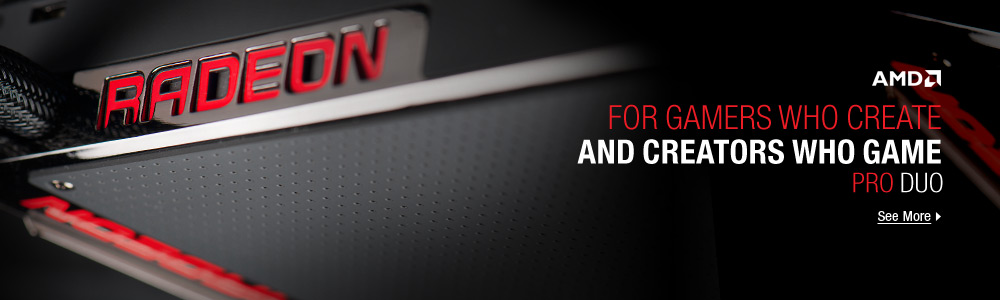 VGA AMD Radeon Pro Duo