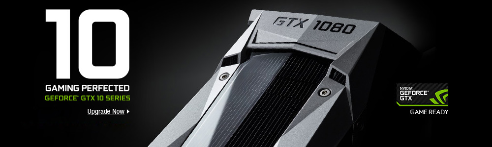 NVIDIA GTX 10 Series