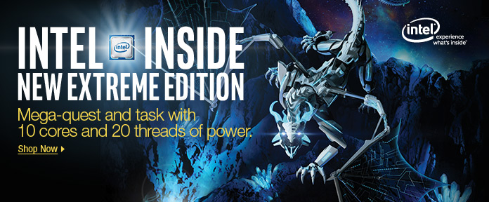 Intel inside new extreme edition