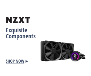 nzxt Exquisite Components