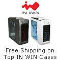Free Shipping On Top IN WIN Cases