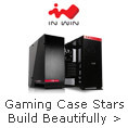 Gaming Case Stars Build Beautifully