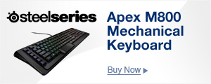 APEX M800 MECHANICAL KEYBOARD