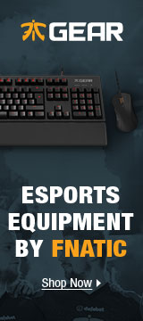ESPORTS EQUIPMENT BY FNATIC