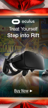 Treat yourself step into rift
