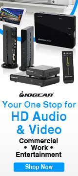 One Stop For HD Audio & Video