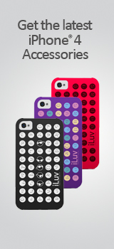 Get the latest iPhone 4 Accessories