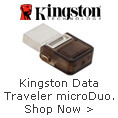 Kingston Data Traveler microDuo