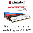 Get In The Game With HyperX FURY