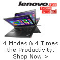 4 modes & 4 times the productivity, shop now