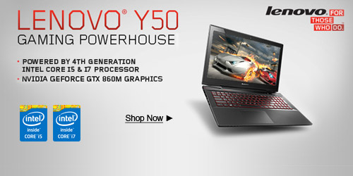 Lenovo Y50 Gaming Powerhouse