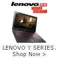 LENOVO Y SERIES Shop Now