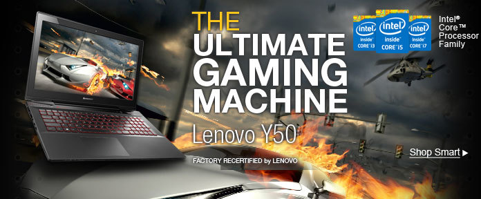 THE ULTIMATE GAMING MACHINE