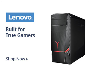 BUILT FOR TRUE GAMERS