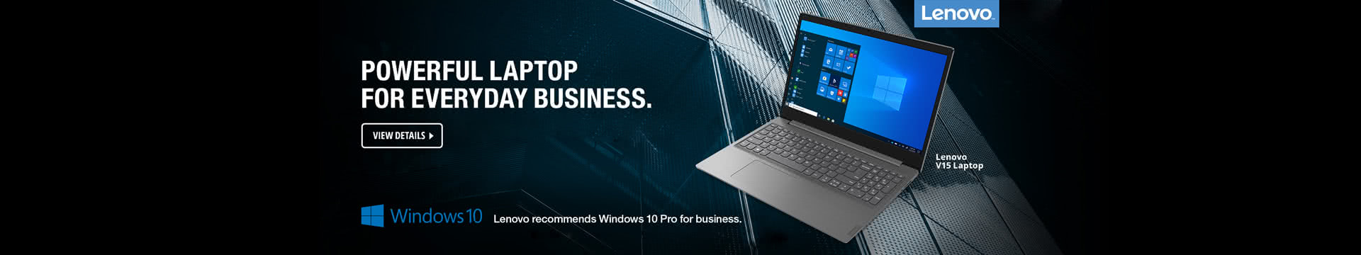 Powerful Laptop for Everyday Business